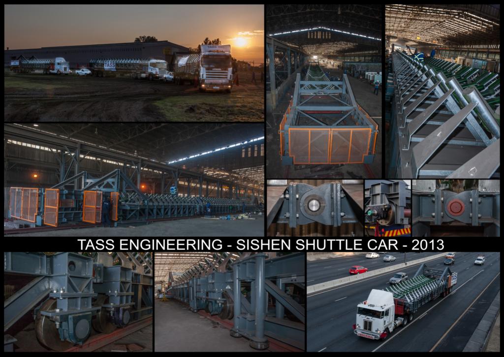 Shishen Shuttle car