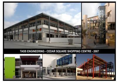 Cedar Square Shopping Centre