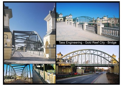 Gold Reef City Bridge
