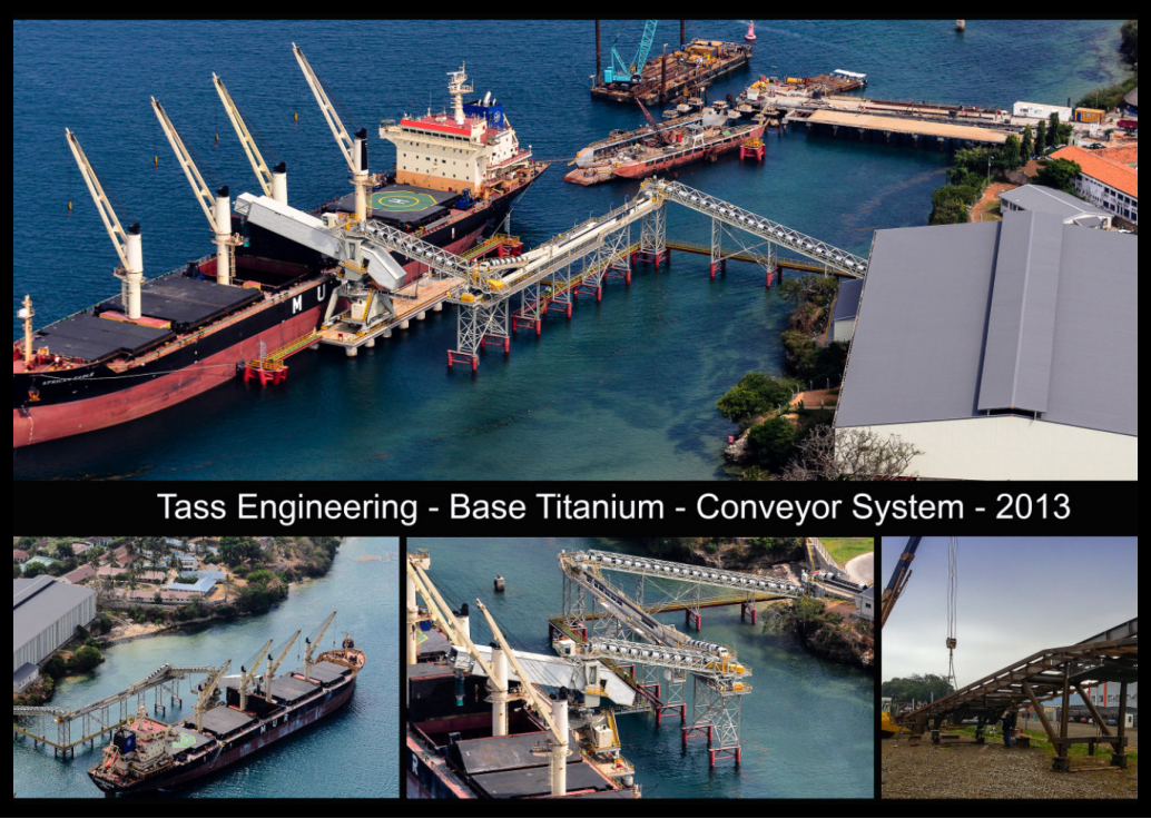 Base Titanium - Conveyor System