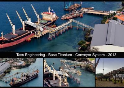 Base Titanium Conveyor System