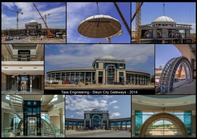 Steyn City Gateways - Lifts