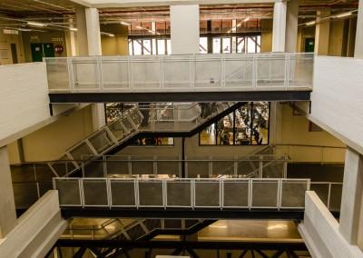 UJ Skywalk and Stairways